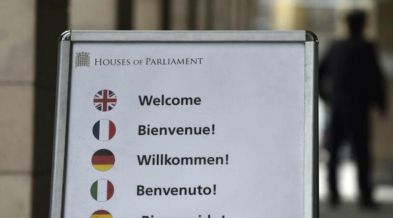 Английския език официален в ЕС