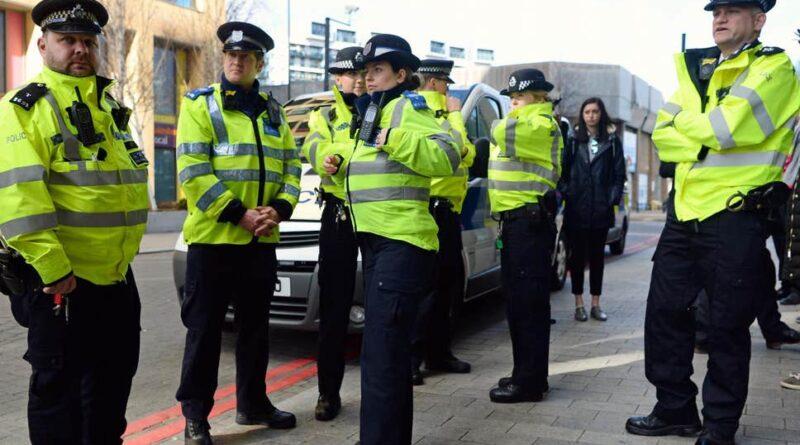 Рекорден брой престъпления в Лондон