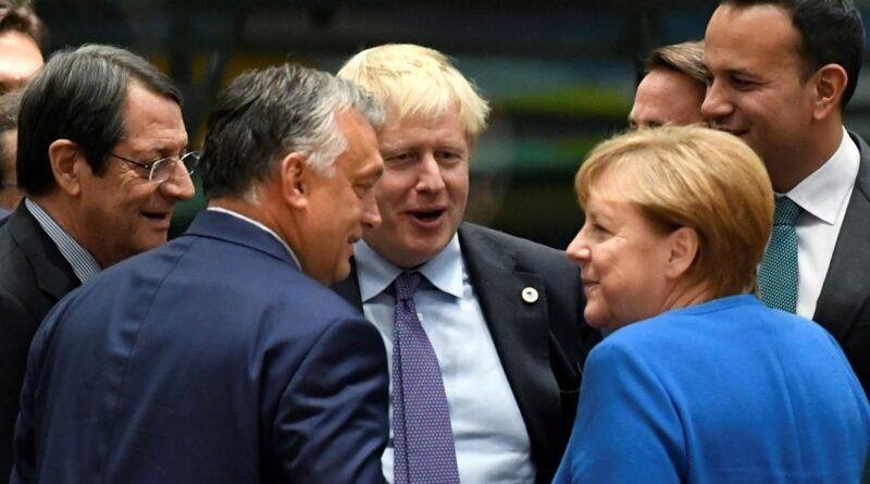 Обединеното Кралство обратно в ЕС