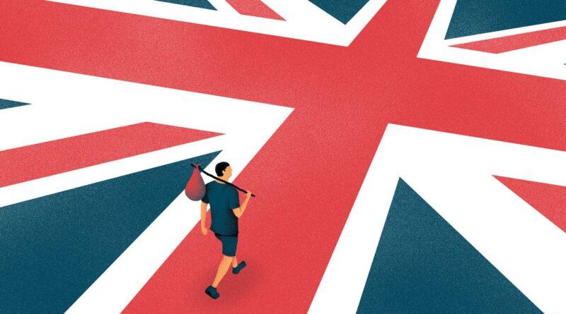 Ограницаване на достъпа на нискоквалифицирани емигранти до британския трудов пазар
