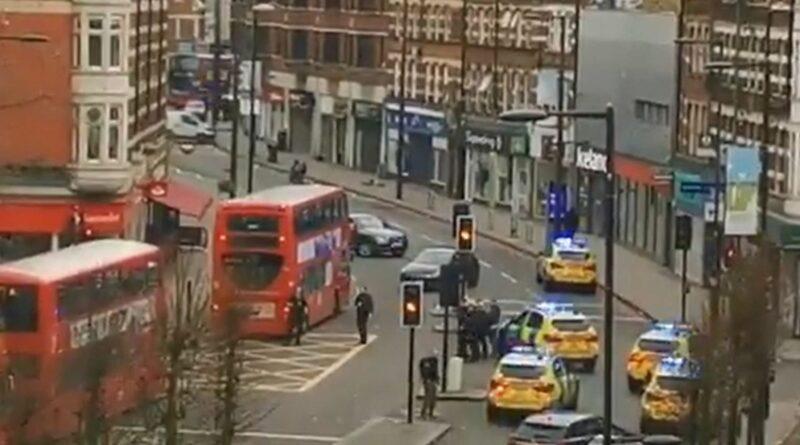 Терористичен акт на Ислямска държава в Лондон