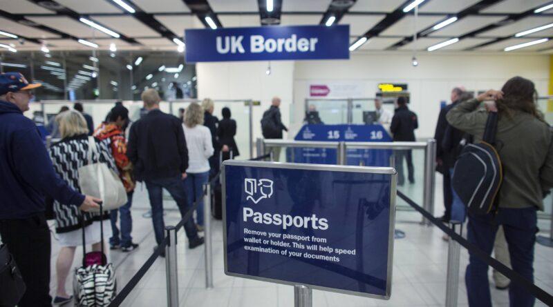 Правата на българите в Обединеното Кралство