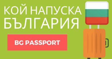 Напускащи и завръщащи се в България