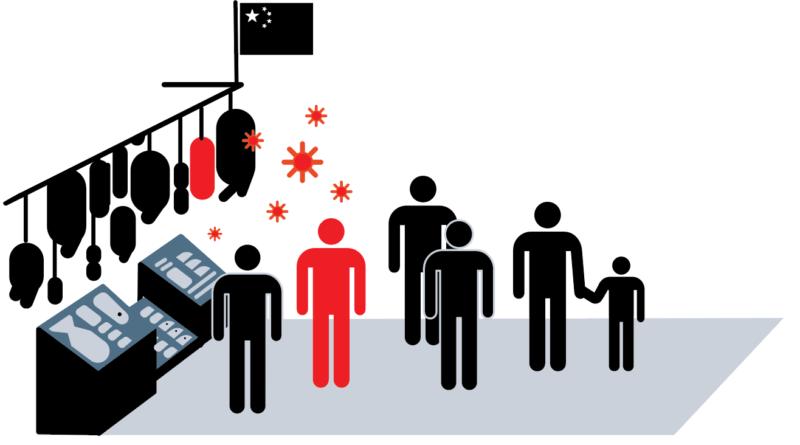 Китай установи първия заразен с коронавируса