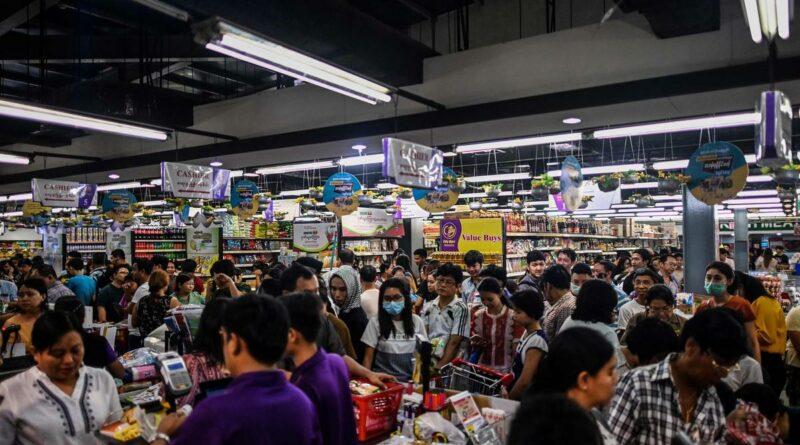 Коронавирус мерки при пазаруване
