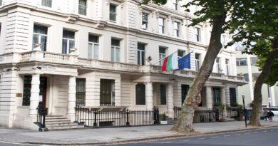 Обръщение на българския посланник в Лондон