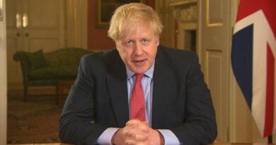 Борис Джонсън приет в болница в Обединеното Кралство