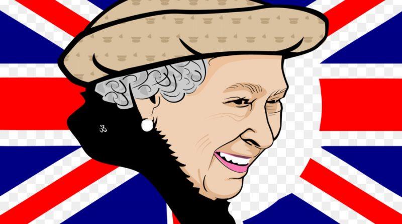 Елизабет Втора кралица на Обединеното Кралство