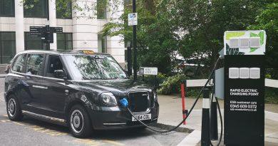 Електрически автомобили в Обединеното Кралство