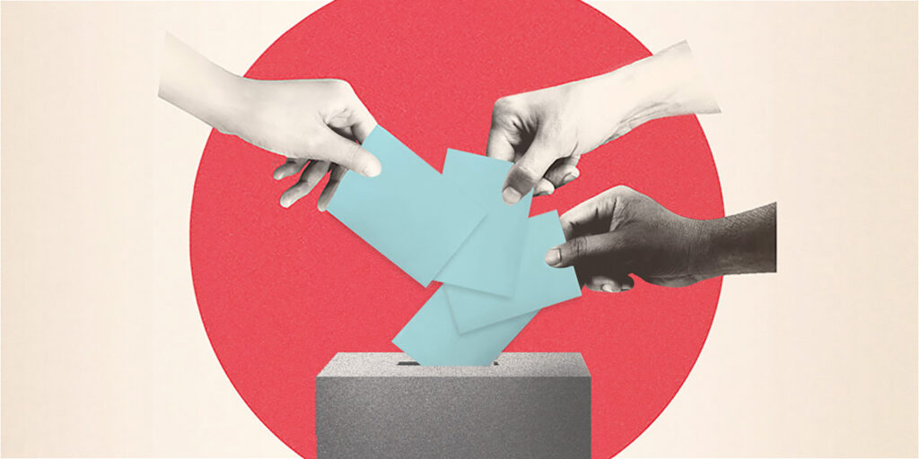 Гласуването като право