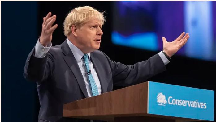 Борис Джонсън с визия за Обединеното Кралство