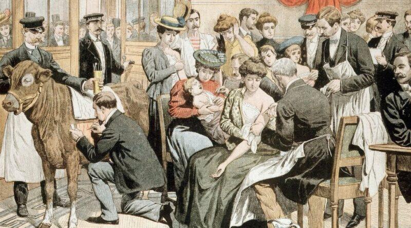 Първата ваксина