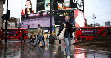 Коронавирус ограничения в Обединеното Кралство