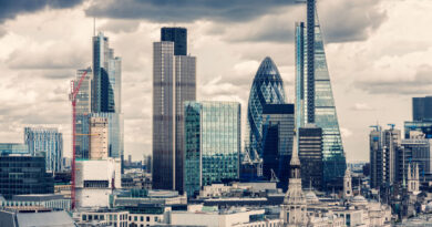 Обединеното Кралство като финансов център