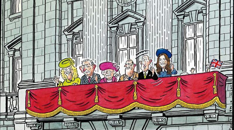 Кралското семейство на Обединеното Кралство