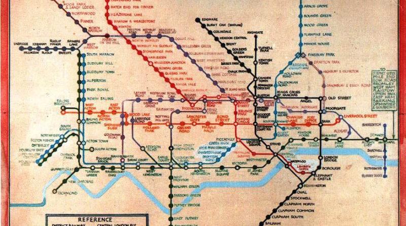 Лондонско метро