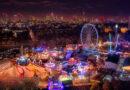 Коледен базар в Лондон