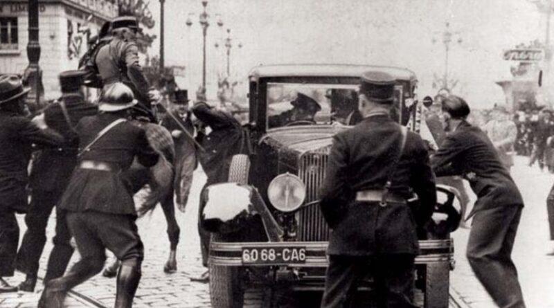 Владо Черноземски убива сръбския крал