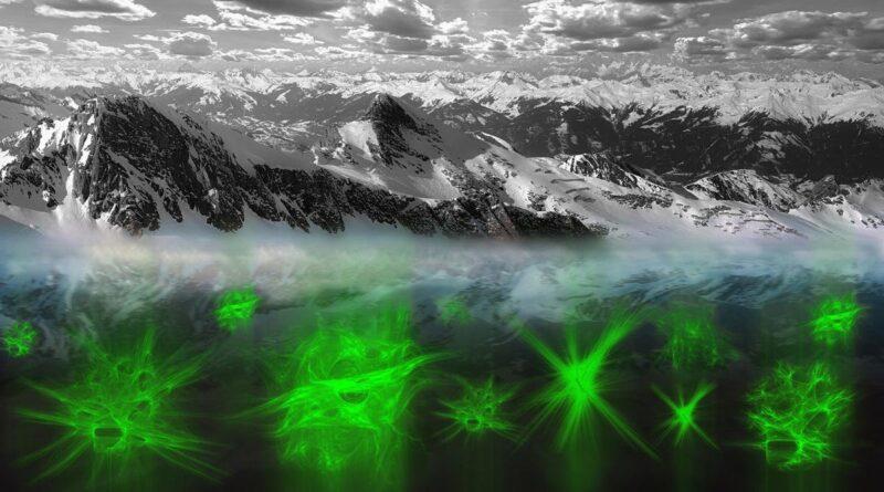 Вируси в замразените части на планетата
